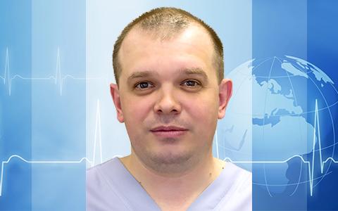 Vitaliy Kovpak  , PhD, HCLD