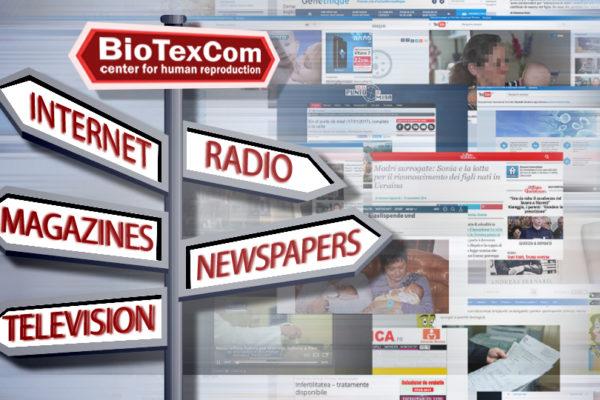 «BioTexCom» uluslararası medyasında: Avrupa yayınları Kiyev üreme merkezi hakkında neler konuşuyorlar.