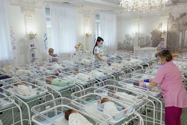 Ukraynada karantina uygulandı fakat kliniğimiz hala 24 saat hizmet vermektedir